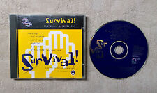 CD AUDIO INT/ SURVIVAL! THE DANCE COMPILATION VARIOUS ARTISTS 1993 GUERILLA 11T