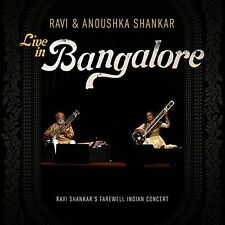 Ravi Shankar / Anous - Ravi & Anoushka Shankar Live in Bangalore [New CD]