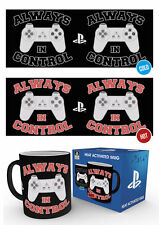 MGH0018 PLAYSTATION In Control Tasse Café Change De Couleur Quand Chaud GBEYE