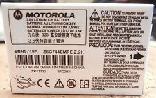OEM MOTOROLA SNN5749A OR C  BATTERY FOR C139 C155 V170 V171 C113 C116 C117