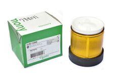Schneider Electric XVBC2B8 Yellow Steady LED Beacon XVB C2B8