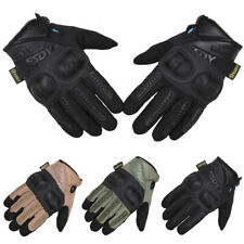Tactical Safety Mechanic Gloves Heavy Duty Work Wear Gardening General Utility