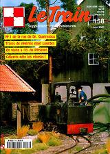 LE TRAIN N° 158 DE 2001,  MODIFICATION MECANIQUE POUR BB 12000 DE JOUEF