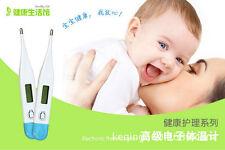 //01//bébé-LCD Enfants/Bébé-Thermomètre électronique-Sous-bras-Température