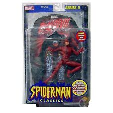 Marvel Comics Legends Spiderman Classics Daredevil 6 Pulgadas Figura Rara + el Mejor!