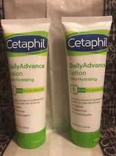Cetaphil Daily Advanced Lotion Ultra Hydrating, Dry, Sensitive Skin 8 Oz Ea