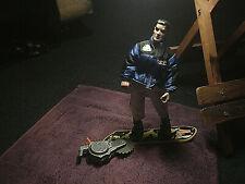 Action Man Snowboard Raider Set - 1996  -  FREE POSTAGE**