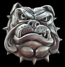 Dogs Bulldog Pet Dog Spikes Collars Animals Belt Buckle Boucle de Ceinture