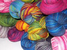 Kauni Effect Yarn Fuxia 8/2 300g, Artistic Yarn 100% Wool