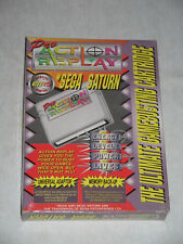 Pro Action Replay para Sega Saturn ~ gamebuster universal-adaptador memory Back-Up