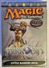 Mirrodin Theme Deck Little Bashers anglais Scellé Neuf Magic Magic the Gathering abugames