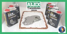 Navara EX35 G35 Frontier Pathfinder Titan filter oil set gearbox standart serv