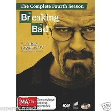 Breaking Bad Season 4 : NEW DVD