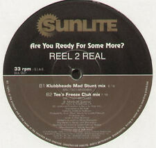 REEL 2 REAL - Are You Ready For Some More - Sunlite