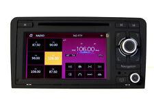 """Audi A3 Autoradio Navigatore GPS 6,5"""" LED HD Touch Bluetoth Comandi al volante"""