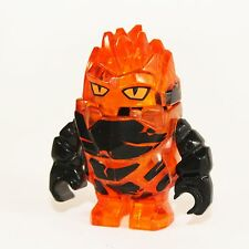Lego Figur Power Miners Rock Monster Firax Trans-Orange 8191 8189 pm025 - F296