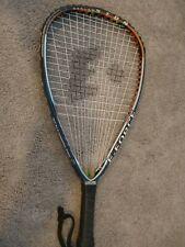 "E-Force Bedlam Stun 170 gram Racquetball Racquet. 32.5"" lng string pwr. Pristine"