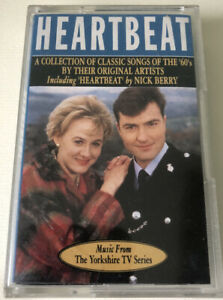 HEARTBEAT, MUSIC FROM TV SERIES, VARIOUS ARTISTS ON CASSETTE TAPE 1992 VERY GOOD