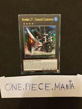 Yu-Gi-Oh! Numéro 27 : Cuirassé Cuiranoid DUOV-FR083 1st