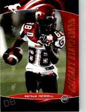2008 Extreme Sports CFL Markus Howell #92