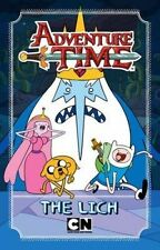 ADVENTURE TIME - THE LICH - Paperback Book based on Episode #26 *New*