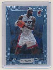 2012-13 Panini Prizm Miami Heat Basketball Card #1 LeBron James