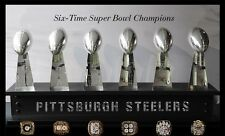 PITTSBURGH STEELERS 6 TIME CHAMPS 8X10 PHOTO PICTURE NFL FOOTBALL SB CHAMPIONS