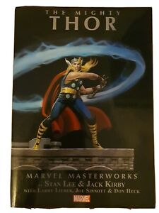 Marvel Masterworks The Mighty Thor Volume 1 paperback TPB Trade Stan Lee