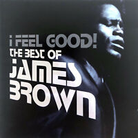James Brown CD I Feel Good! The Best Of - Europe (EX+/EX+)