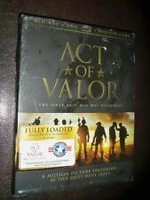 Act of Valor [Blu-ray] by Roselyn Sanchez, Nestor Serrano  FREE SHIPPING