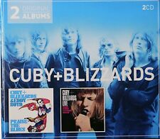 Cuby + The Blizzards-Live + Praise the Blues 2 cds in slipcase Dutch psych