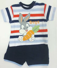Vestiti blu casual per bambino da 0 a 24 mesi