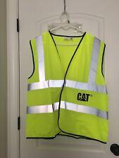 CAT  Safety Work Reflective Vest Construction Sz XXL MultiColor Clothes