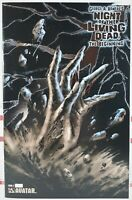 💀 NIGHT OF THE LIVING DEAD IN THE BEGINNING #2 FOIL VARIANT George A Romero NM-