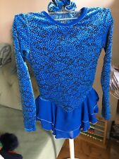 Jerry's Girl ice skating dress size 6-8 (worn once)