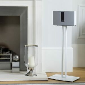 SoundXtra Floor Stand for Bose SoundTouch 20 - White FREE NEXT DAY DPD DELIVERY