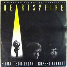 Hearts of fire 33 Tours Fiona Bob Dylan Rupert Everett 1987