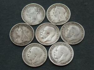 Scrap Sterling Silver Coins C147