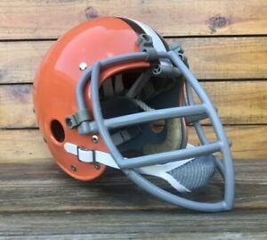 Vintage Cleveland Browns Riddell Kra-Lite TK2 Suspension Football Helmet