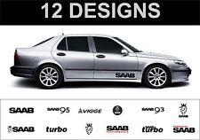 Gráficos Pegatinas Calcomanías de Saab Saab 95 900 9000 93 Turbo
