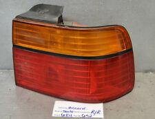 1990 1991 Honda Accord Sedan Coupe Right Pass oem tail light 92 6E4