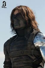 Mask Goggles SetBre Toys 004 1:1 The Winter Soldier Bucky Barnes Cosplay