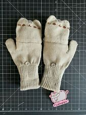 NWT Pusheen Box Exclusive Gloves Winter 2016 Christmas Mittens BRAND NEW