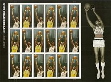 US 4951a Wilt Chamberlain forever sheet MNH 2014