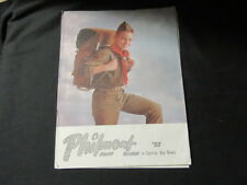 Hampshire-Franklin Council 1967 Philmont Expedition History    c55