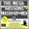 2018 THE MEGA BASSLINE MASH UP MIX CD DJ 100 SONGS NEW HOUSE MUSIC DEEP DANCE