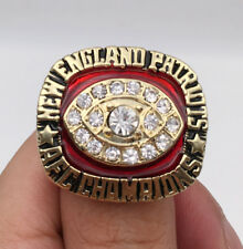 1985 New England Patriots American Football Championship Ring !!