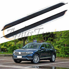 Fit For 2019 VW Touareg New Side Steps Running Board Nerf bar Platform Aluminum