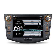 "AUTORADIO 7"" TOYOTA RAV4 2006-2012 NAVIGATORE GPS DVD MP3 COMANDI VOLANTE"