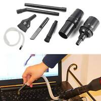 Micro Vacuum Cleaner Mini Vac Attachment Tool Kit Computer Desk & Car UK
